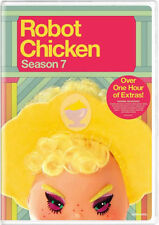 ROBOT CHICKEN: SEASON SEVEN (2PC) / (FULL 2PK) - DVD - Region 1