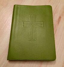 Evangelisches Gesang- & Gebetbuch für Soldaten / Schule Religion Gesangbuch 1977