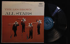 Les Brown-All Stars-Capitol 659-MONO DAVE PELL