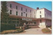 Cass Scenic Railroad WV Country Store 1950s Vintage Chrome Postcard 24652