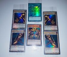 Carte Yugioh Yu-Gi-Oh Exodia e Mostro resuscitato Lost Art Lart-It mint Promo