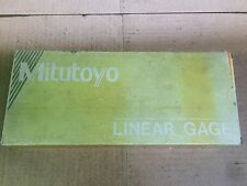 New Mitutoyo Linear Gage 575-331 Model LGD-1010LE