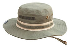 Harley-Davidson Men s Embroidered Bar   Shield Boonie Cotton Twill Hat ... c5f384662618