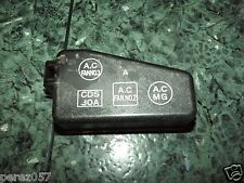 OEM 84-85 Toyota Celica hatchback GT GT-S A60 engine bay small fuse panel cover