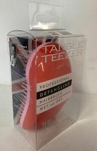 Tangle Teezer The Original, Wet or Dry Detangling Hairbrush - Red / Pink