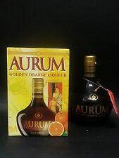 AURUM GOLDEN ORANGE   40% VOL 70 CL