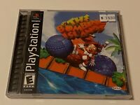 🔥THE BOMBING ISLAND 🔥 PS1 PlayStation 1 PSX GAME 💯COMPLETE MINT BLACK LABEL