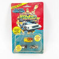 Back to the Future Part II Micro Action Super Cars 1989 Funrise Delorean DMC