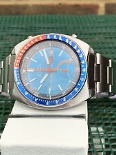 SUPER RARE VINTAGE SEIKO 5 Sports 6139-6002 SpeedTimer