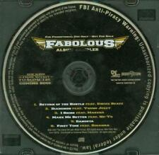 Fabolous: From Nothin' To Somethin' Album Sampler PROMO Music CD Rihanna Ne-Yo +