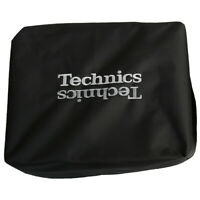 DMC & Technics - Limited Edition Logo Deck Cover Black / Grey / Grey