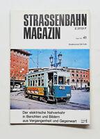Straßenbahn Magazin - Heft 41 - Franckh