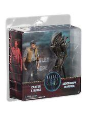 Neca Aliens Hadley's Hope figura 2 Pack Carter Burke Guerrero extraterrestre pedido previo