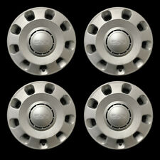 "Fiat 500 14"" Wheel Trims Pop Standard Hub Cap Cover x4 New Trim Set Covers"