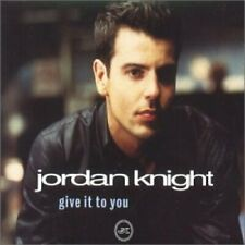Jordan Knight Give it to you (1999)  [Maxi-CD]
