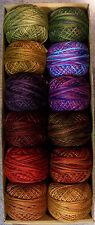 Valdani thread Perle Cotton size 12 Cindy Blackberg Collection