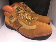 Timberland Mens field brown boots size 12 # A18B4 ( 36)