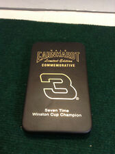 Dale Earnhardt Limited-Edition Commemorative #3 Seven Time Winston Cup Champion