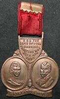 HRH The Duke Of York Married Princess May 1893 Medal | Medals | KM Coins