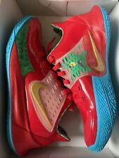 Nike Kyrie Low 2 SBSP SpongeBob Squarepants Mr Krabs Red New Mens 9.5 No Lid