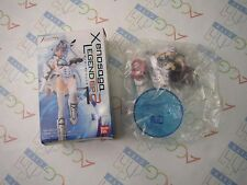 PS2 Game Xenosaga Legend EP2 Figure Meister Gashapon Shion Uzuki Bandai Japan