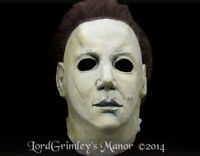 Officially Licensed Michael Myers Halloween 6 Curse of Mask Horror Movie Monster