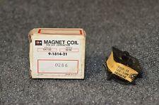 Cutler-Hammer 9-1814-21 Solenoid coil, 104-120V 50/60HZ