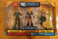 DC Universe Infinite Heroes Crisis 3 Pack Green Lantern, Arrow & Black Canary