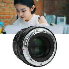 Metal 35mm F1.4 Manual Full-frame Fixed-focus Portrait Lens for Sony EF-M Camera