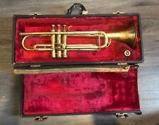 More details for vintage besson b flat trumpet fully serviced, ideal for beginners