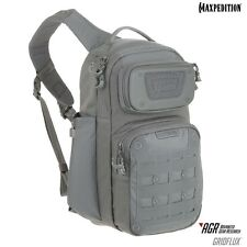 Maxpedition GRFGRY GRIDFLUX Sling Pack, Gray