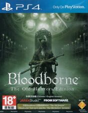 MSRNY PS4 Bloodborne The Old Hunters Edition Asian ver Chinese + English subs