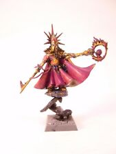Warhammer Fantasy Sigmar High Elves Mage