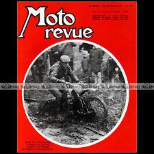 MOTO REVUE N°1814 CHRISTIAN RAYER & TRIAL ST-CUCUFA, CRAMPONS PNEUS MOTO 1966