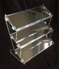 Acrylic Synth Stand Type1 3Tier forVolca/Boutique/Moog Mother/Model D/Other
