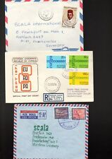 Briefe alle Welt gelaufen