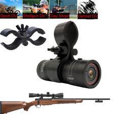 Car Shotcam Gun Video Camera Helmet Sports DV Action Cam For Hunting Shotgun