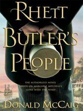 Rhett Butler s People  Wheeler Hardcover