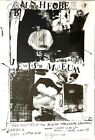 Robert Rauschenberg Poster: solo exhibit at Jewish Museum, NY 1963, NF, RARE