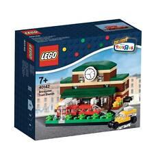 40142 BRICKTOBER TRAIN STATION tru exclusive lego legos set 2015 NEW toys r us