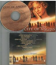 City Of Angels (Music From And Inspired By The Motion Picture) CD 1998