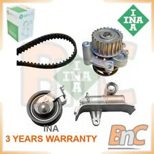 INA WATER PUMP & TIMING BELT KIT AUDI VW SEAT SKODA OEM 530006730 06B109243D
