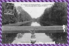 Palace of FONTAINEBLEAU - The Channel du Park