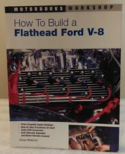 How to Build a Flathead Ford V-8 Book