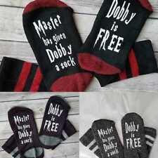 Frauen Männer Master hat Dobby eine Socken HP Dobby ist frei Socke Bequem #