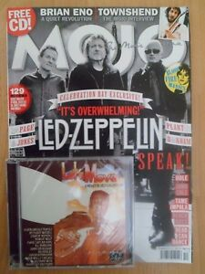"""Mojo Music Magazine Issue 229 """"Includes Sealed CD Attached"""" - December 2012"""