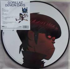 GORILLAZ Demon Days 2LP Picture Vinyl 2019 Limited Edition * RARE