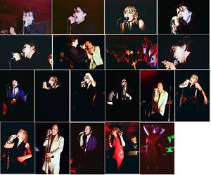 16 Deaf School colour concert photos - Birmingham 1978