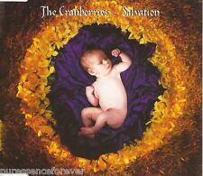 THE CRANBERRIES - Salvation (UK 3 Track CD Single Pt 1)