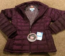 Columbia Women's PACIFIC POST Thermal Coil Puffer Jacket WL1078-562 Medium